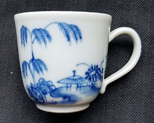 A Fine 18th Century Porcelain Coffee Cup