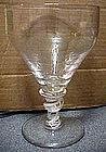 Unusual Opaque Twist Rummer  C 1810