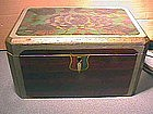 Snyder County PA Paint Decorated Box  C 1860
