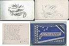 Autograph Book with Calligraphy  C 1879