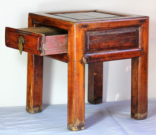 Chinese Wood square Table