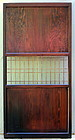 Japanese Cedar wood Sliding Door