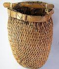 Chinese Reed Fish Trap Basket