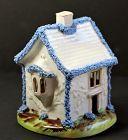 English Staffordshire Porcelain Cottage