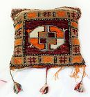 Afghanistan Wool Grain Bag Pillow