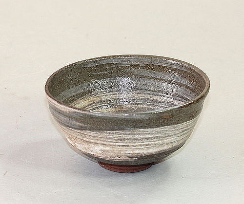 Japanese Karatsu Tea Bowl, Chawan