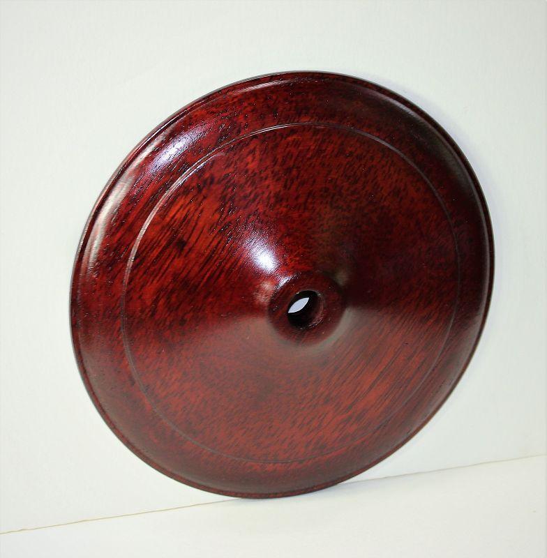 Chinese Hardwood Lamp top