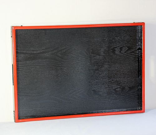 Japanese lacquered Wood Serving Tray
