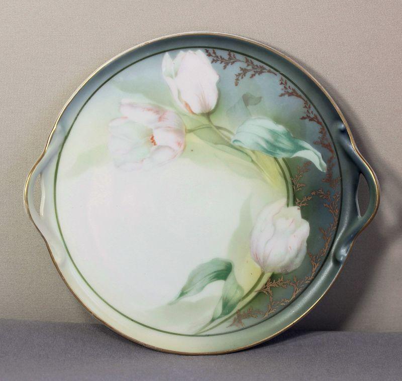 RS Germany Porcelain 2 handle serving dish