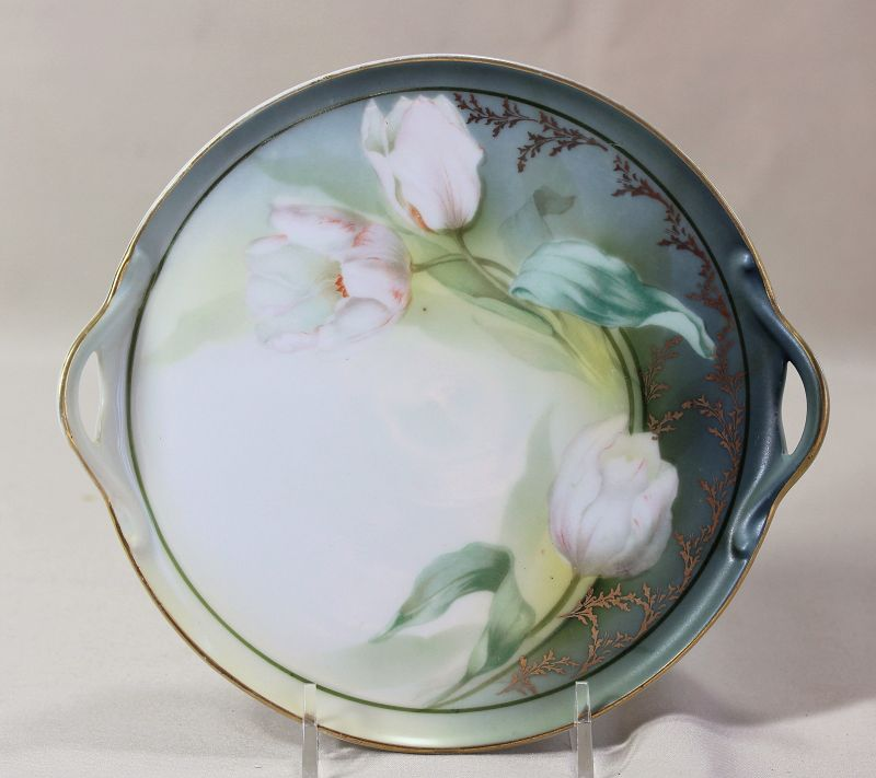 RS Germany Porcelain 2 handle serving dish
