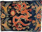 Tibetan Wool Dragon Prayer, Meditation Rug or Seat Cover