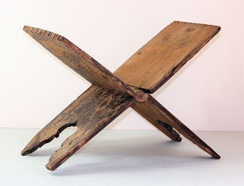 Wooden Koran, Quran Stand, carved wood