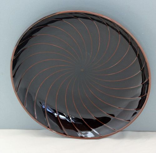 Japanese Contemporary Ceramic serving Charger, Dish