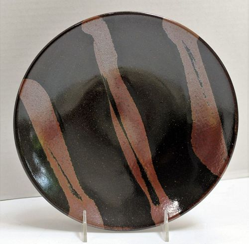 Japanese Contemporary Ceramic Charger, serving Dish