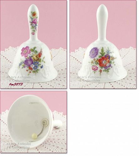 Vintage Hammersley Bone China Bell