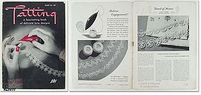 BOOK NO. 207 � �TATTING� (1944)