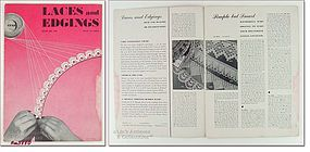 BOOK NO. 199 � �LACES AND EDGINGS� (1943)