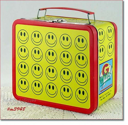 SMILE FACE LUNCH BOX