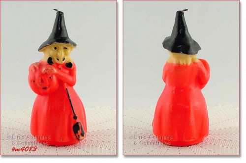 GURLEY CANDLE COMPANY � TALL WITCH CANDLE (8 ¼�)