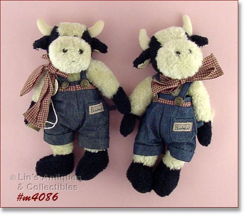BOYDS BEARS BEARWEAR � TWO BOVINES