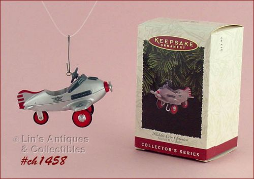 HALLMARK � KIDDIE CAR MURRAY AIRPLANE ORNAMENT