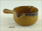 McCOY POTTERY � VINTAGE CANYON GRAVY SERVER