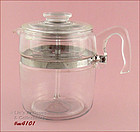 PYREX � 9 CUP COFFEE MAKER / COFFEE POT