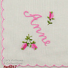 HANDKERCHIEF FOR �ANNE�