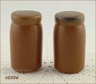 McCOY POTTERY � CANYON SHAKER SET