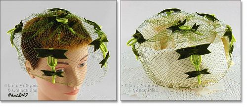 VEIL HAT / HEAD COVERING