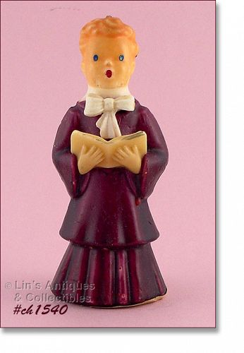 LARGE GURLEY CHOIR BOY CANDLE