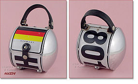 LITTLE EARTH LICENSE PLATE BAG � GERMANY