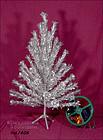 4 FT. EVERGLEAM ALUMINUM TREE AND COLORTONE COLOR WHEEL