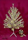 4 FT. PECO PINE GOLD COLOR ALUMINUM TREE PENETRAY WHEEL