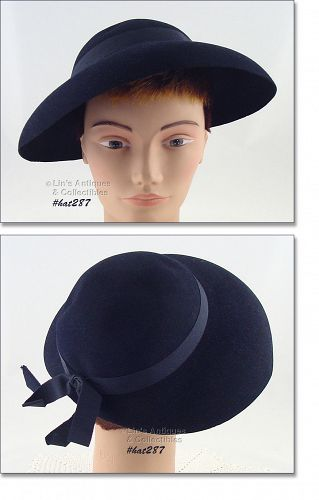 VINTAGE HAT BY THE KNOX OF FIFTH AVENUE