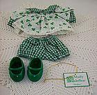 Muffy VanderBear Wear �Muffeen� St. Patrick�s Day Outfit