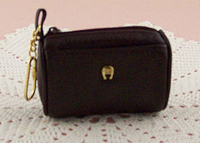 Vintage Etienee Aigner Coin, Cash or Small Necessities Purse