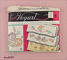 ASSORTED LOT OF VINTAGE TRANSFER PATTERNS