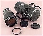 Nikon Non-Ai Zoom Nikkor Auto 1:4.5 f=80mm~f=200mm lens in Orig. Case