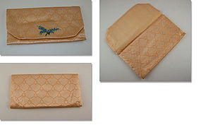 VINTAGE EVENING BAG, HOSIERY BAG, OR LINGERIE BAG