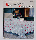 BEDSPREADS AND TABLECLOTHS STAR BEDSPREAD AND TABLECLOTH BOOK