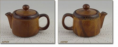 McCoy Canyon Rare Two Cup Teapot