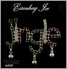 EISENBERG ICE � JINGLE WITH BELLS PIN (2 AVAILABLE)