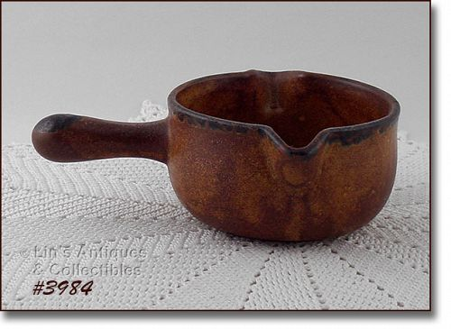 McCoy Canyon Gravy Boat Server Bowl