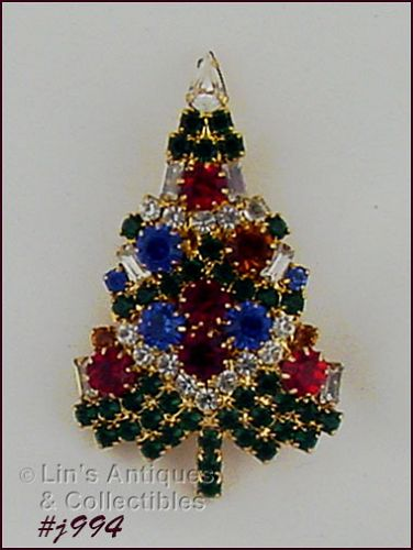 EISENBERG ICE CLASSIC CANDLE TREE PIN