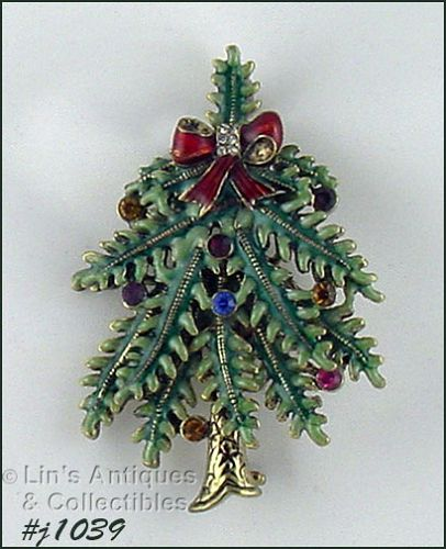 2004 AVON FIRST ANNUAL CHRISTMAS TREE PIN