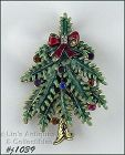 2004 AVON FIRST ANNUAL CHRISMAS TREE PIN