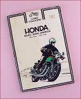 HONDA SERVICE REPAIR HANDBOOK 750 CC FOURS 1969-1976 by CLYMER PUB.