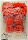 GURLEY HALLOWEEN JACK-O-LITE VINTAGE CANDLES IN PACKAGE