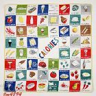 Counting Calories Vintage Handkerchief